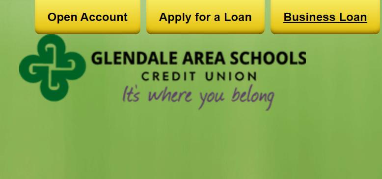 Glendale Area Schools Credit Union Logo