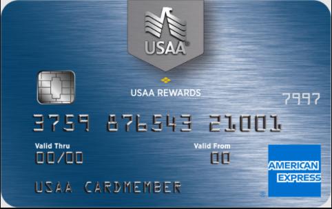 usaa credt card logo
