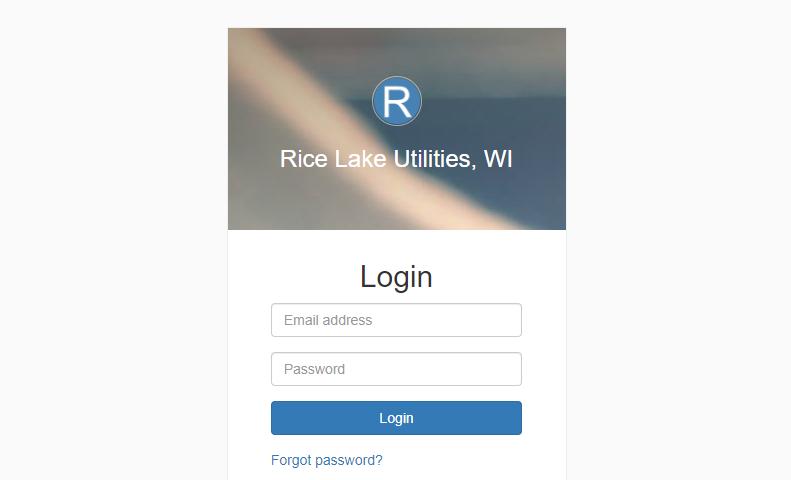 rice lake login